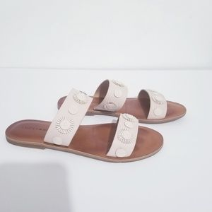 Lucky brand Adalyn slides